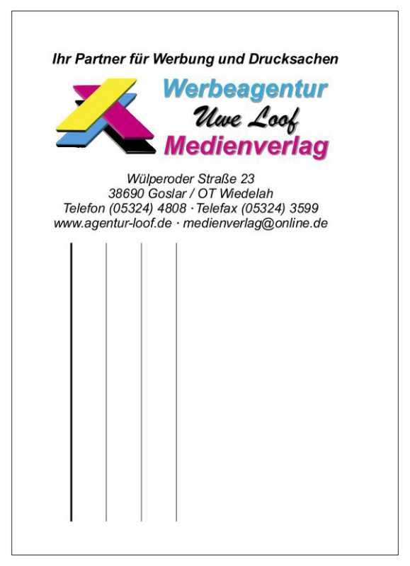 Adress Aufkleber DIN A6 Papier oder Folie