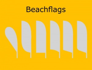 Beachflags-Titelbild