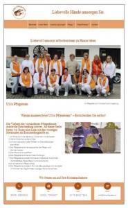 Webdesign Ullis Pflegeteam