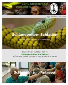 Schlangenfarm-Schladen