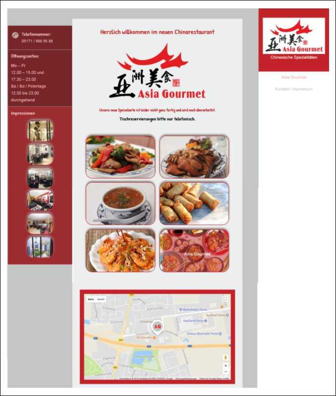 Asia-Gourmet