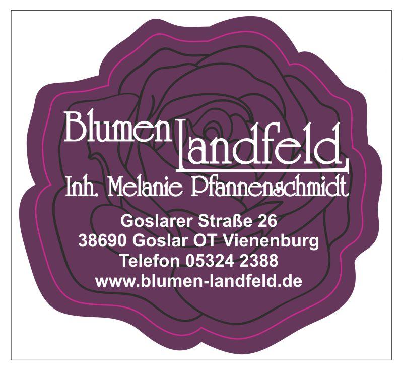 Blumen Lamdfeld